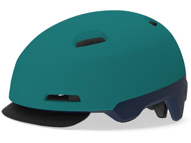 Giro Sutton - Casco de bicicleta - Azul petróleo